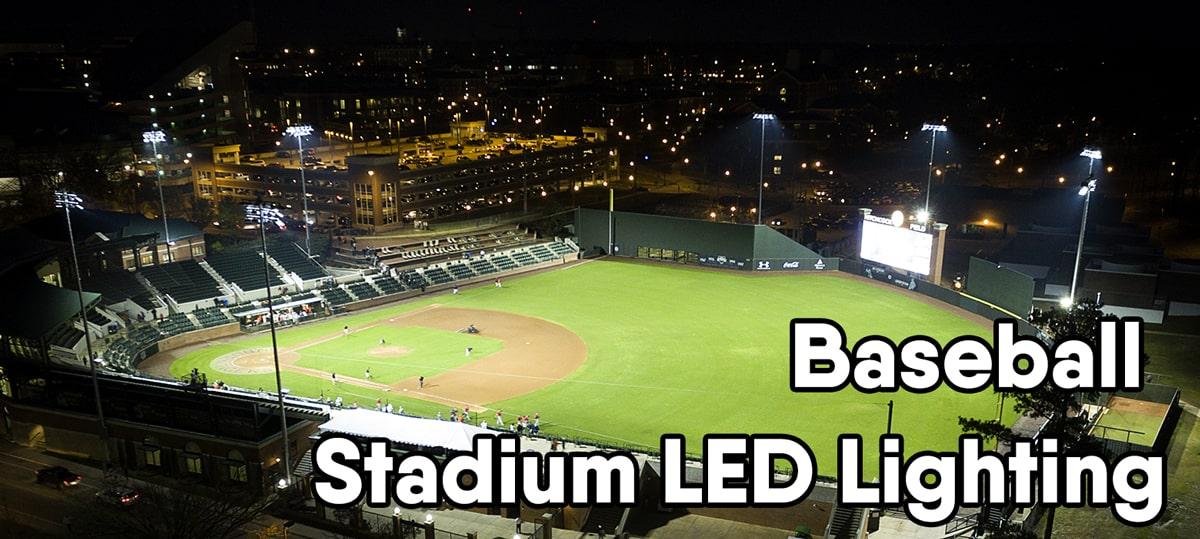 Baseball Stadium LED Lighting