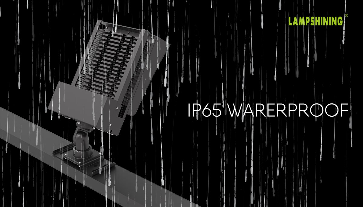 led lighting fixtures ip65 waterproof