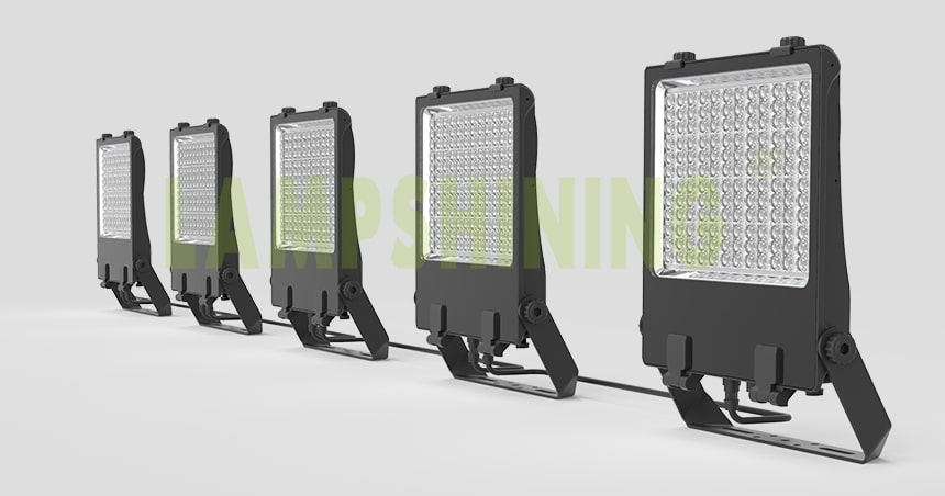 110V 220V Linkable LED Flood Light show