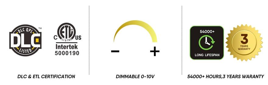 1200w LED Grow Light dimmable, certification,lifespan,warranty
