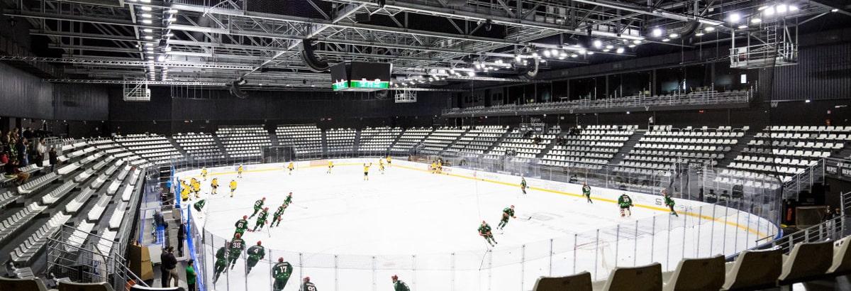 Ice Hockey Rink led Lighting