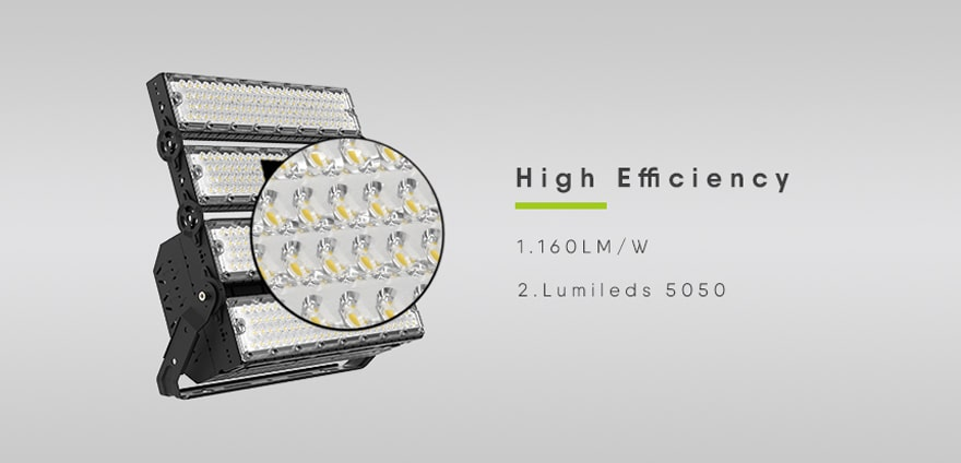high efficient high quality led source