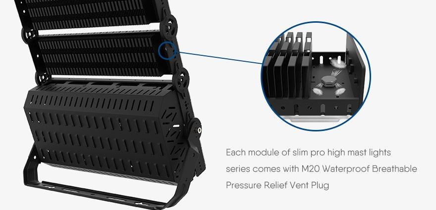 M20 Waterproof Breathable Pressure Relief Vent Plug