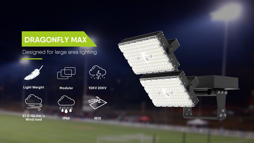 400W LED sports Lighting