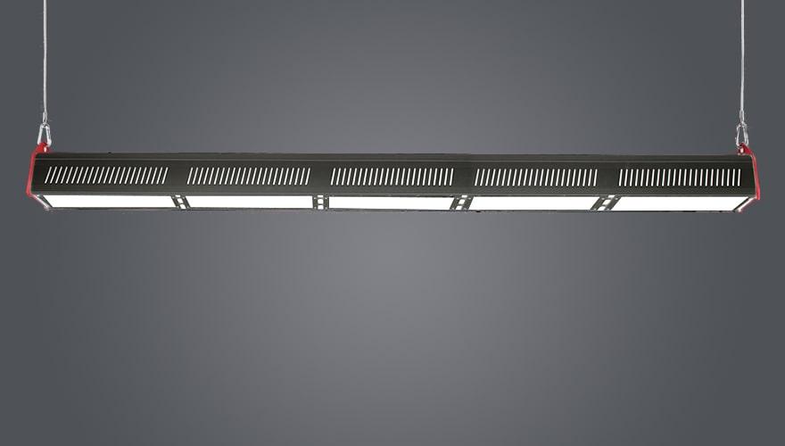 240W LED Linear High Bay Light 38400Lm TUV CE RoHS ETL DLC