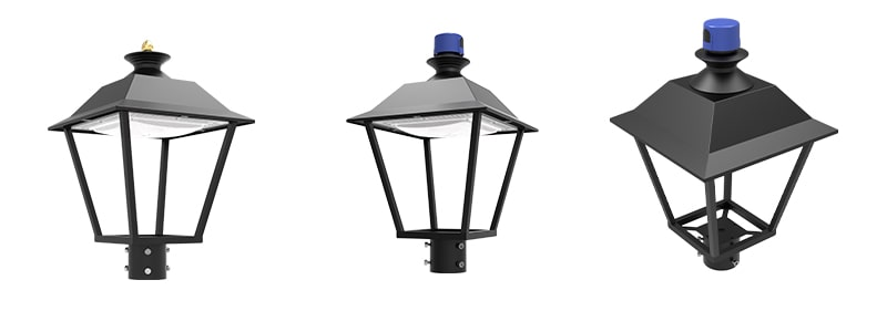 public park and garden led light