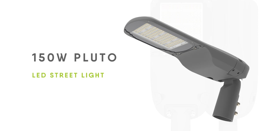 150W Pluto LED Street Light