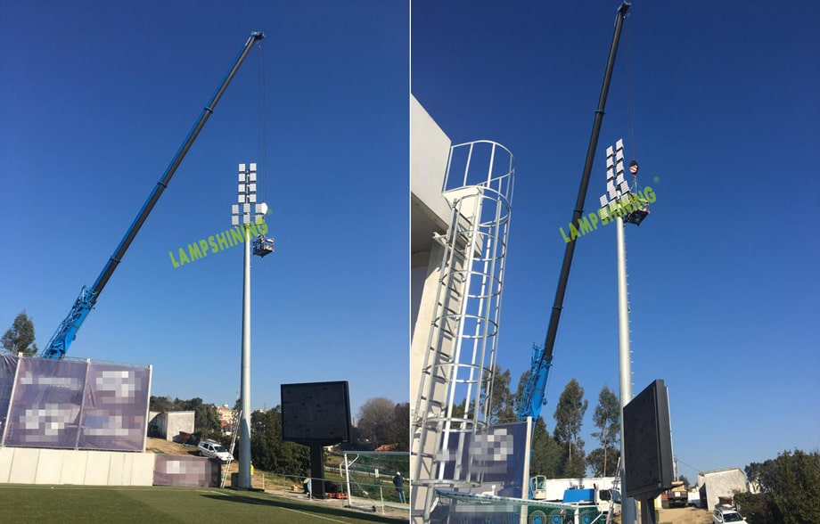 1500w slim plus led flood light for outdoor football club