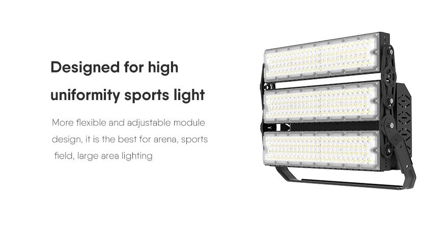 720W Slim ProX LED Lighting Fixture