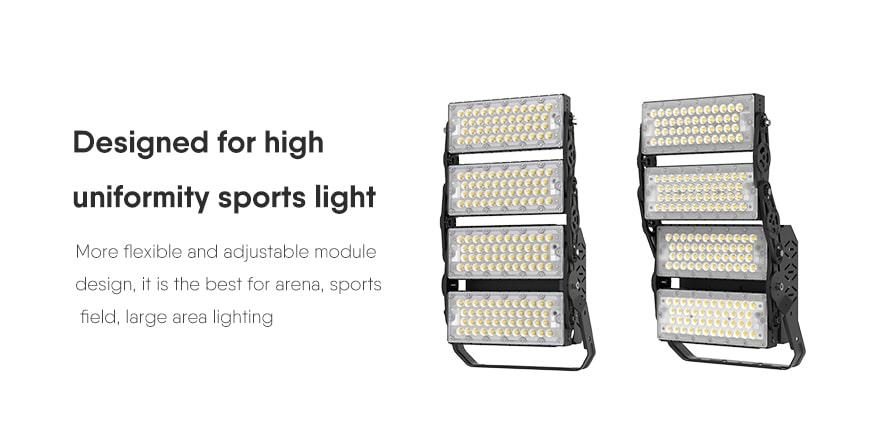 400W Slim ProX LED Flood Light