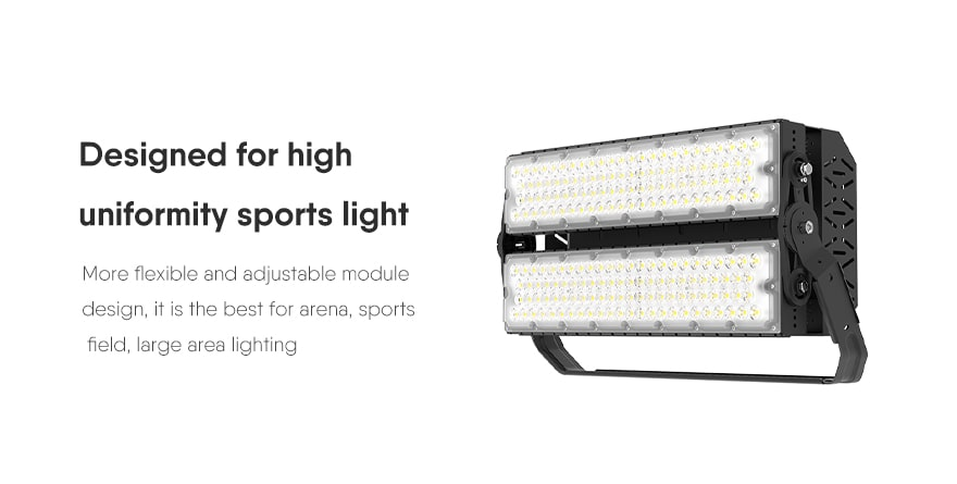 400W Slim ProX led stadium light
