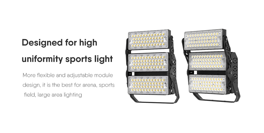 300W Slim ProX LED flood sports Light