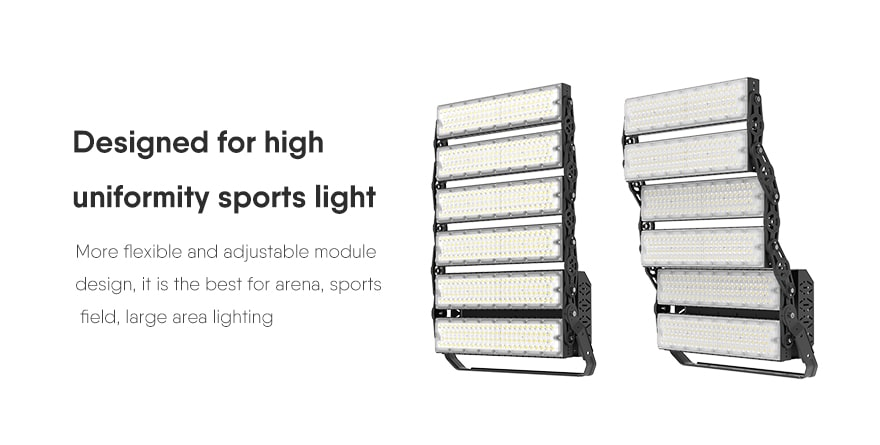 1440W Slim ProX LED High Mast Light