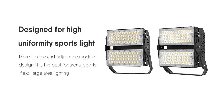Slim ProX 240W IP66 LED Modular Flood Light
