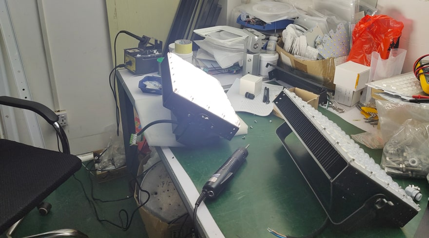 240w Dragonfly Max 240W led flood light