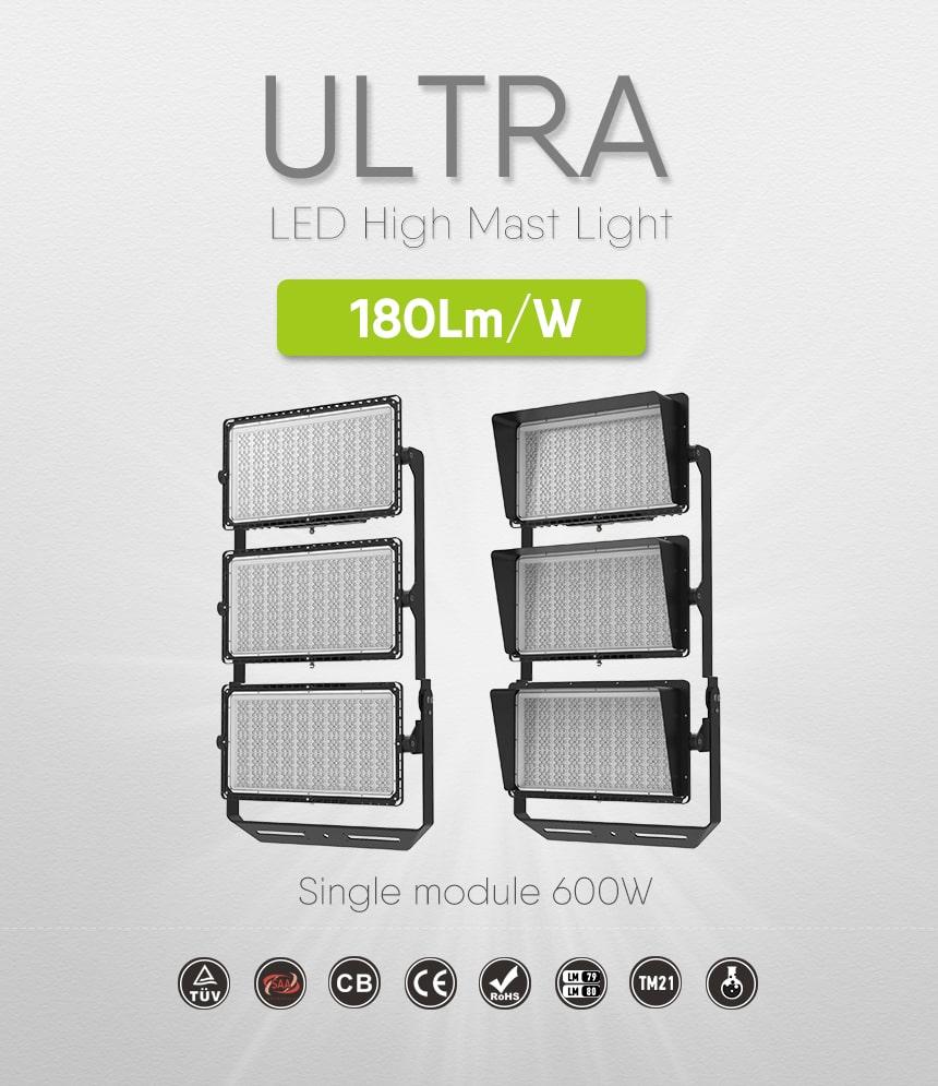 1800W ultra series LED Sport Light