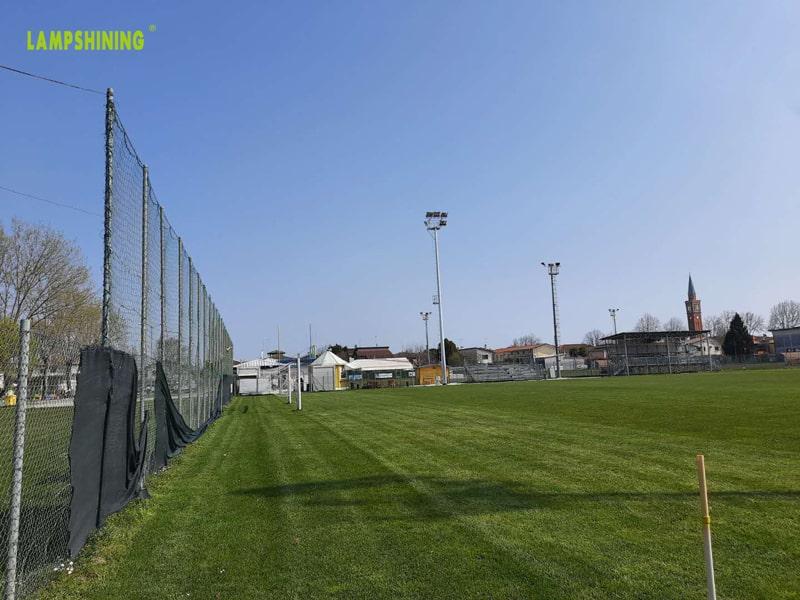 dragonfly led sport light for soccer field
