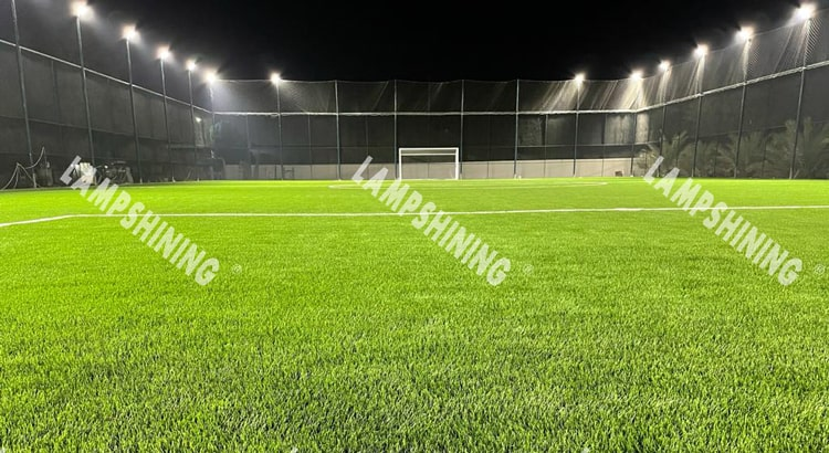 100w 240w LED High Mast Light for Outdoor soccer field at night