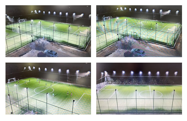 100w 240w LED High Mast Light for Outdoor soccer field