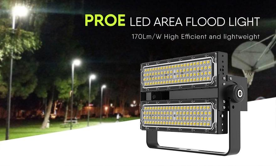 100 Watt LED Area Light