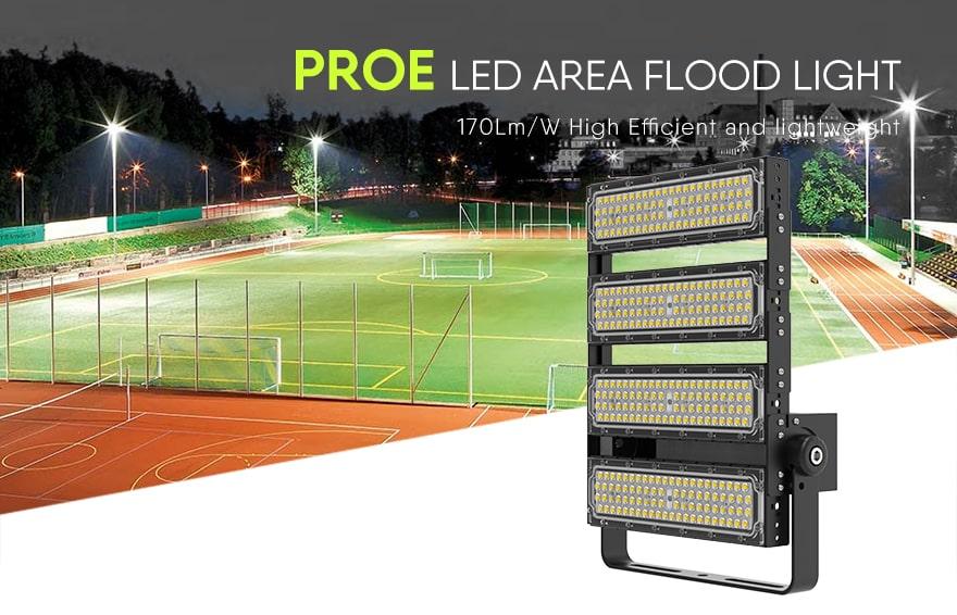 200W Slim ProE LED Area Flood Light