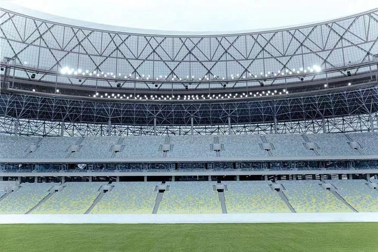 Large Stadium LED Lighting Project
