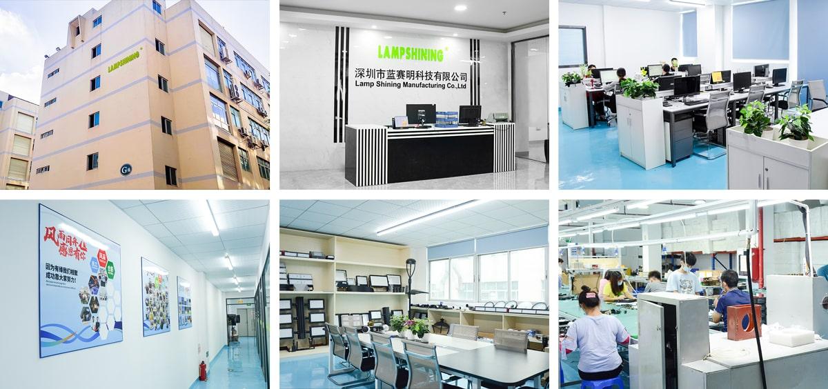 Lamp Shining Manufacturing Co.,Ltd.