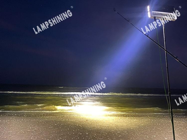 Fishing Ground lighting case