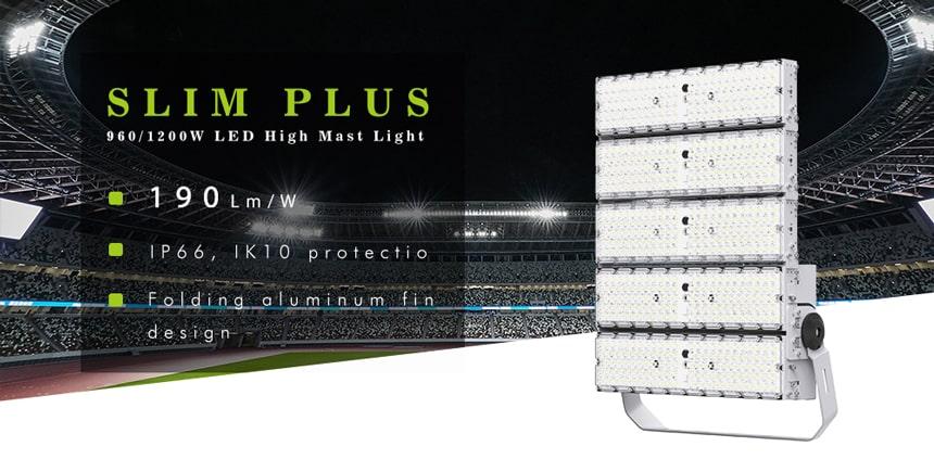 1000w Large Area Lighting