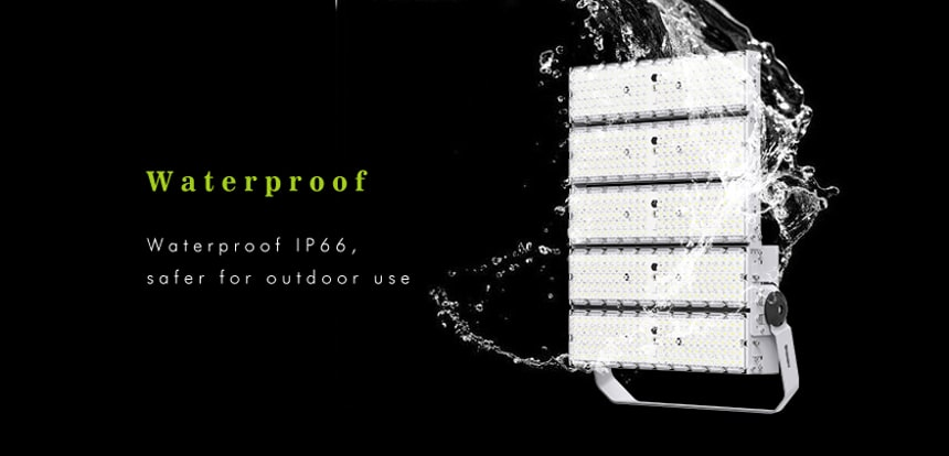 waterproof ip66 1000w Large Area led Lighting