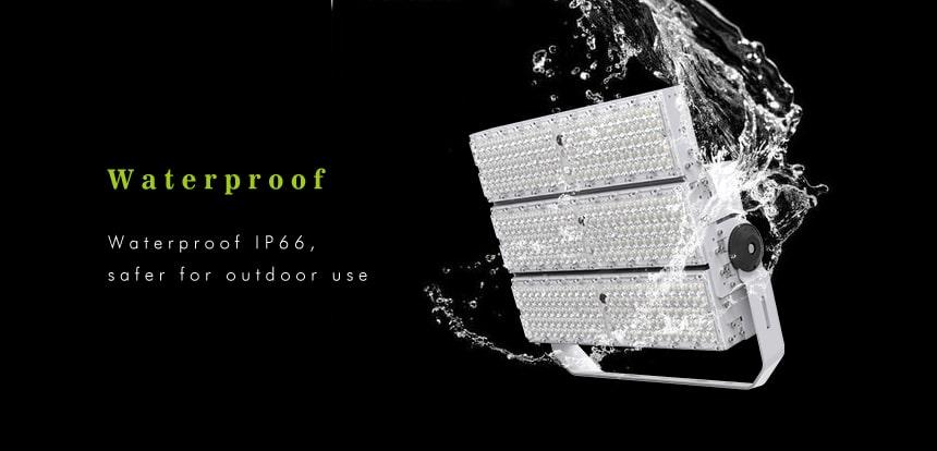 720W 900W waterproof ip66 LED High Mast Light