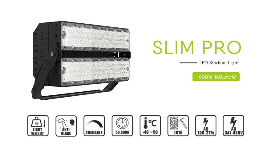 400W 480W LED Sports Light