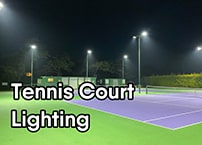 best outdoor led tennis court lighting fixtures for 2020