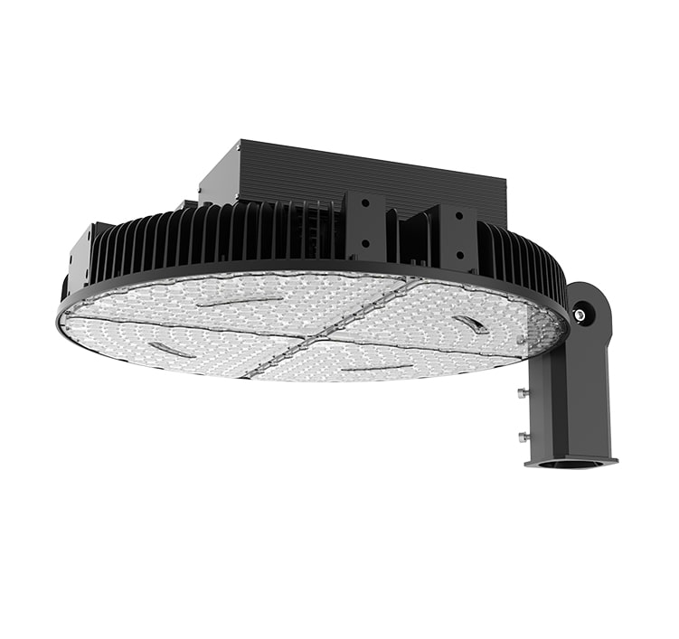 1200W Round Outdoor Large LED Stadium Light, LED Sports Lighting Manufacturers