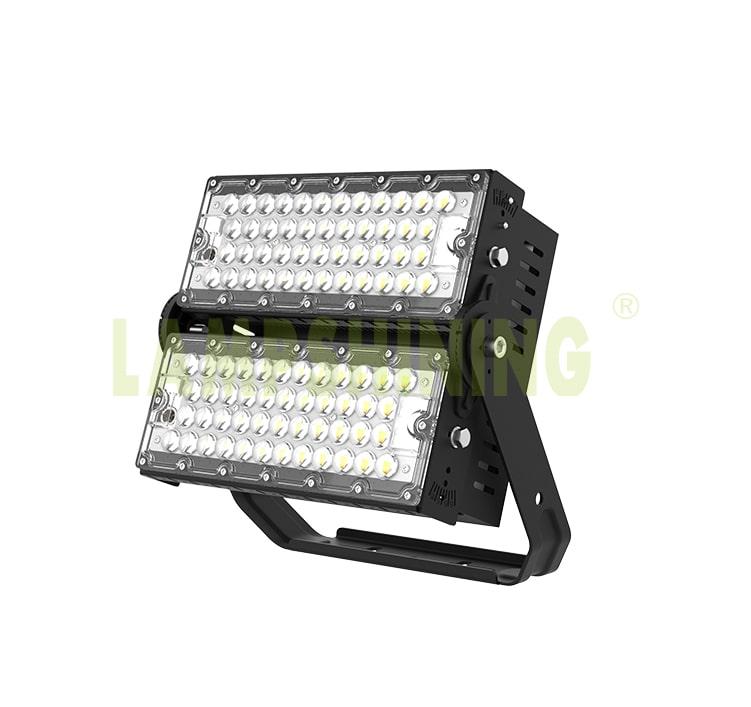 200W Slim Pro LED Stadium Sports area High Mast Lights - 32000LM Outdoor Floodlight