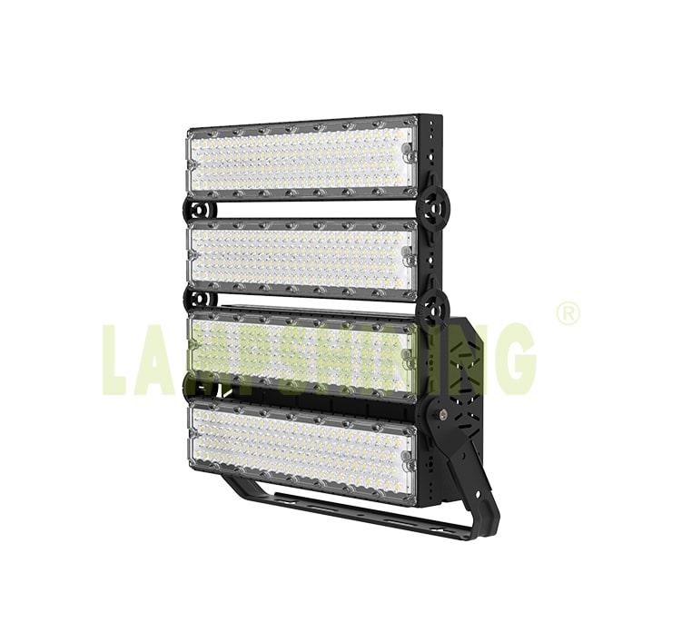 800W 960W Outdoor LED High Mast Lighting, Badminton Court, Baseball Field,Race Track Light