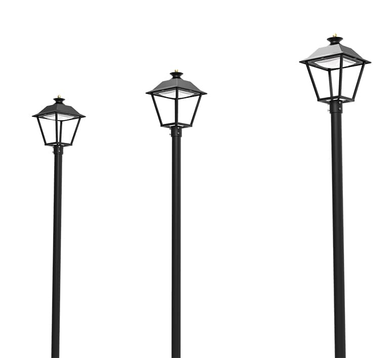 Urbanscape LED Street Top Light 40W - DLC TUV-CE Outdoor Waterproof Town and Country Decorative Lights