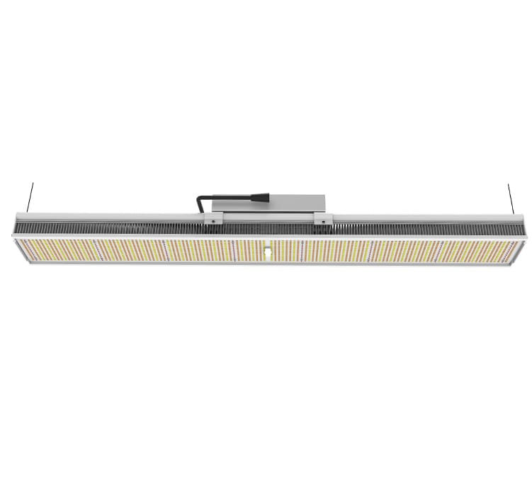 Linear 600W LED Grow Light Full Spectrum - Dimmable 0-10V LED Plant Growing Lamp