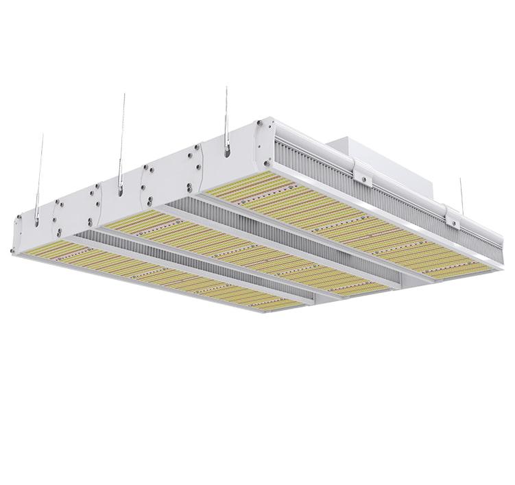 Linear 900W Plant LED Grow Light - Indoor Plants Veg and Flower Full Spectrum Grow Lighting