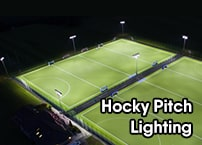 How to Choose the Best Lighting for your Hockey Pitch?
