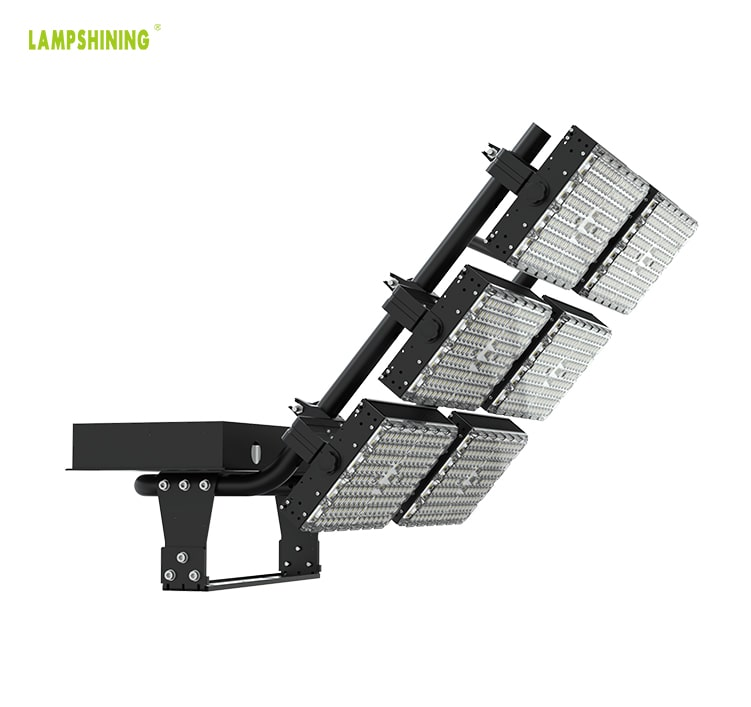 High Light Efficiency LED Stadium Light 1440W - High Power LED Sports Lighting