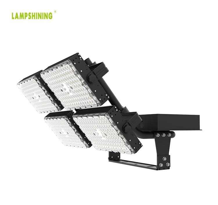 LED Sports Light Fixtures 1200W - Arena, Sports, Stadium Flood Lighting