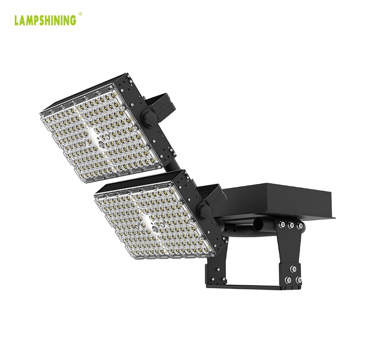 LED Area Light 480W - Outdoor Football Stadium, Hockey pitch, Basketball Sports Flood Light Fixture