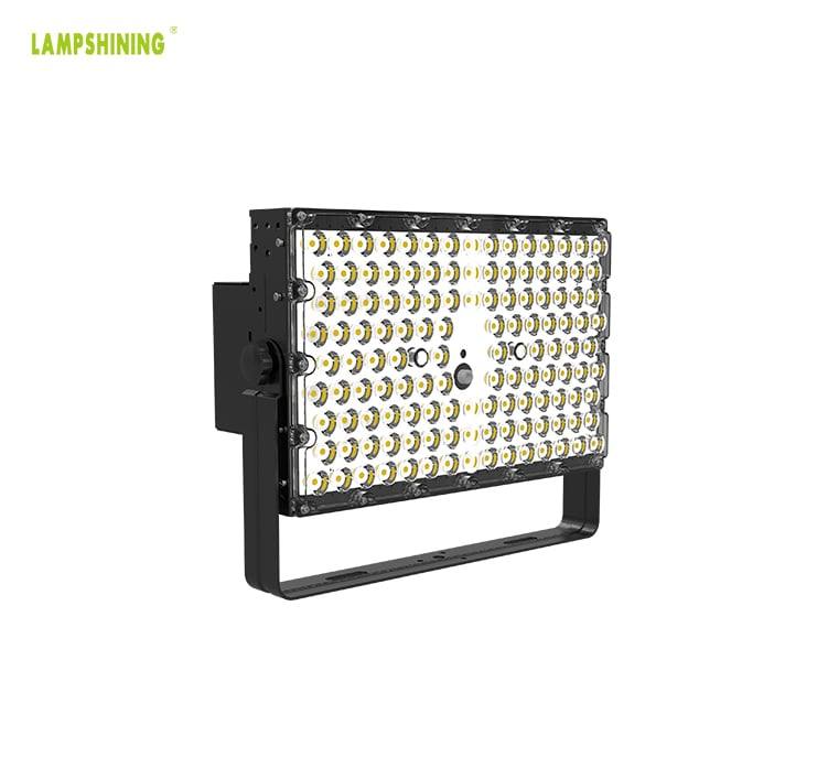 LED Flood Area Light Fixture 240W - 180Lm/W White 5000K Outdoor Area Lights