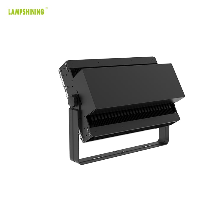 LED Flood Area Light Fixture 240W - 180Lm/W White 5000K Outdoor Area Lights