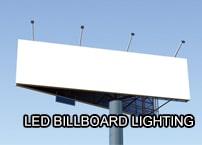 LED Billboard Lighting - Outdoor Billboard Light Fixtures