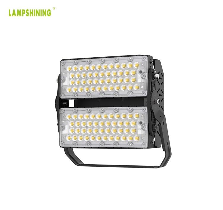Slim ProX 240W IP66 LED Modular Flood Light - 100-277V 37200lm High uniformity LED Lighting