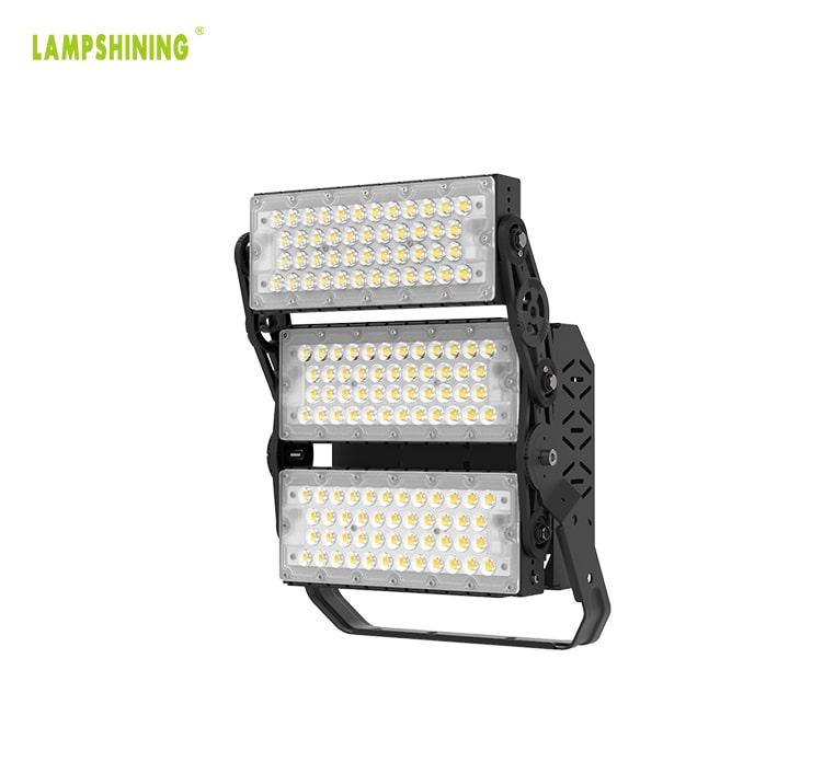 300W 48000lm LED Flood Sports Light - Tennis court, volleyball, basketball pitch Lighting fixture