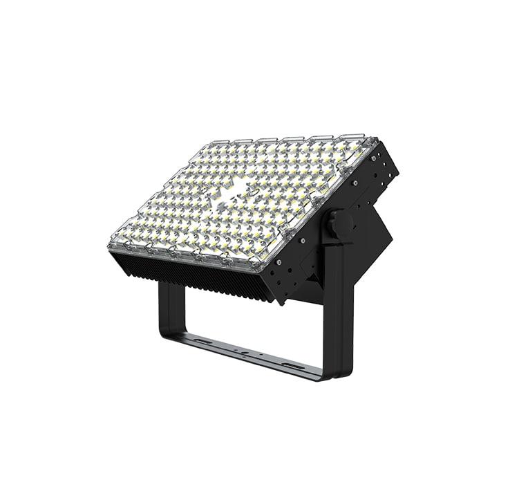 Dragonfly Max LED High Mast Light - 200W 40000lm 200LPW Lightweight Outdoor Modular Lighting Fixture