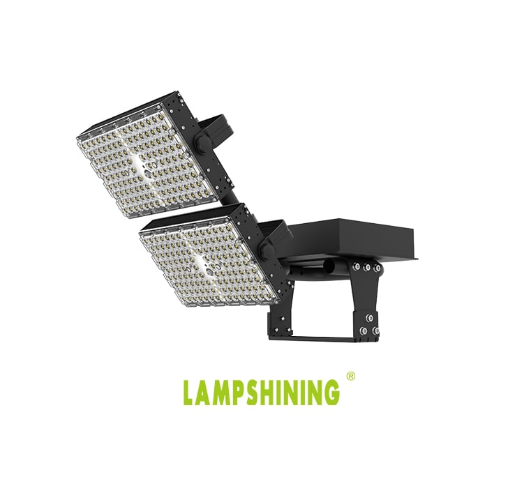 400W Dragonfly Max LED Sports Lighting - Football, Basketball, Soccer, Hockey Pitch Light